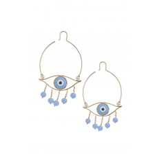 Eyes Earclips