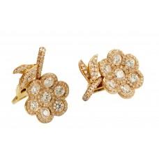 Gold Earclips